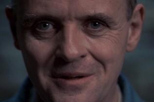 2) Hannibal Lecter (Le silence des agneaux)