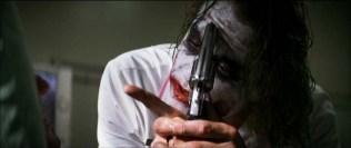 10) Le Joker (The dark knight)